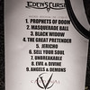 Setlist - Eden's Curse @ Matrix - Bochum - Nordrhein-Westfalen - Deutschland/Germany