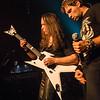 Thorsrten Köhne & Nikola Mijic (Eden's Curse) @ Road to Rock 7 - Brussels