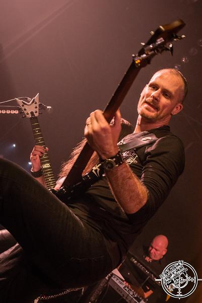 Paul Logue & Geert Margodt (Eden's Curse) @ Road to Rock 7 - Brussels