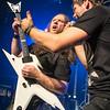 Thorsten Köhne & Nikola Mijic (Eden's Curse) @ Road to Rock 7 - Brussels