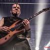 Markus Toivonen (Ensiferum) @ MTV Headbangers Ball - De Mast - Torhout - Belgium/Bélgica