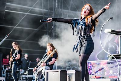 Epica (NED) @ Main Stage - Graspop Metal Meeting - Dessel - Belgium/Bélgica