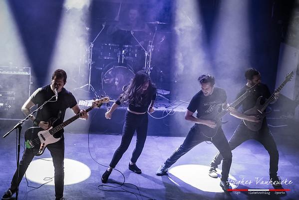FOR I AM KING @ Epic Metal Fest - 013 - Tilburg - The Netherlands/Países Bajos