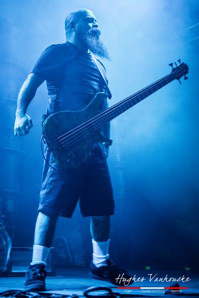 Antonio 'Tony' Campos (Fear Factory) @ Epic Metal Fest - Klokgebouw - Eindhoven - The Netherlands/Holanda