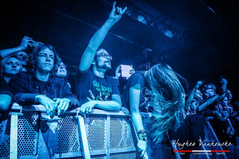 Fear Factory @ Epic Metal Fest - Klokgebouw - Eindhoven - The Netherlands/Holanda