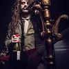 Tommasso Riccardi (Fleshgod Apocalypse) @ Biebob - Vosselaar - Belgium/Bélgica