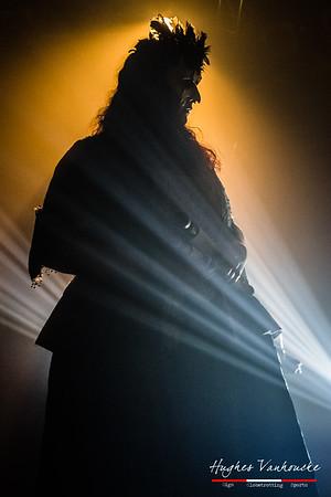 Fleshgod Apocalypse @ Biebob - Vosselaar - Belgium/Bélgica