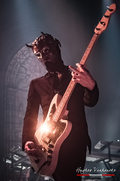 Nameless Ghoul - Ghost @ Lotto Arena - Antwerp/Amberes - Belgium/Bélgica