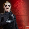 Cardinal Copia/Tobias Forge - Ghost @ Lotto Arena - Antwerp/Amberes - Belgium/Bélgica