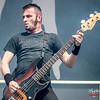 Jean-Michel Labadie (Gojira) @ Rockavaria - Olympiapark - München/Munich - Germany/Alemania