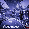 "Ludwig ""Ludde"" Witt (Grand Magus) @ Razzmatazz - Bareclona - Cataluña - España"