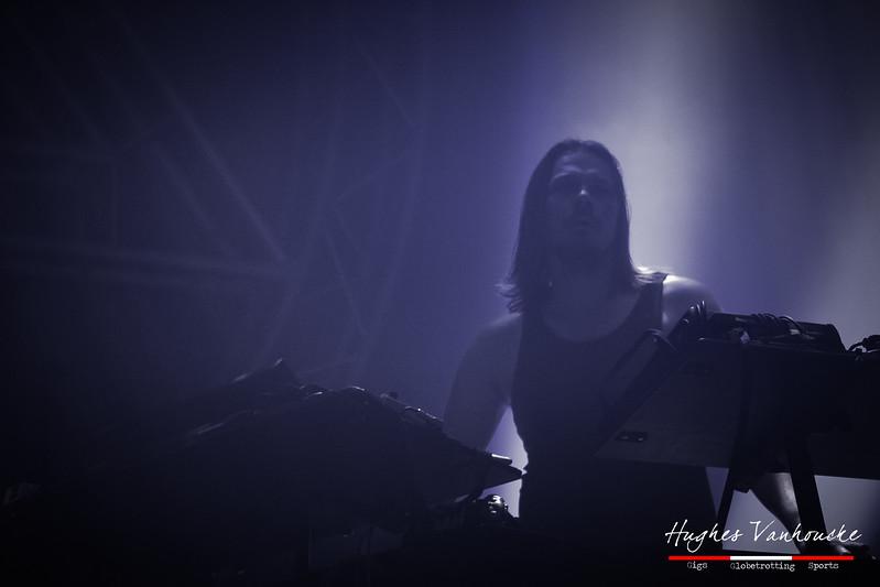 "Janne ""Burton"" Puurtinen - HIM @ 013 - Tilburg - The Netherlands/Paises Bajos"