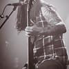 Eric Bischoff (Heaven Shall Burn) @ Brielpoort - Deinze - Belgium/Bélgica
