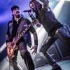 Jon Schaffer & Stu Block (Iced Earth) @ MTV Headbangers Ball - De Mast - Torhout - Belgium/Bélgica