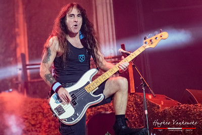 Iron Maiden (ENG) @ Hartwall Arena - Helsinki - Finland