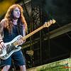 Steve Harris (Iron Maiden) @ Rockavaria - Olympia Park - München/Munich - Germany/Alemania