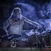 Nicko McBrain (Iron Maiden) @ Rockavaria - Olympiapark - München/Munich - Germany/Alemania