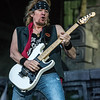 Adrian Smith (Iron Maiden) @ Rockavaria - Olympia Park - München/Munich - Germany/Alemania