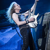 Janick Gers (Iron Maiden) @ Rockavaria - Olympia Park - München/Munich - Germany/Alemania