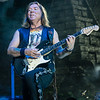 Dave Murray (Iron Maiden) @ Rockavaria - Olympiapark - München/Munich - Germany/Alemania