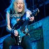 Janick Gers (Iron Maiden) @ Rockavaria - Olympia Park - München/Munich - Germany/Alemania