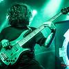 Eugene Abdukhanov (Stas Pokotylo Monarch 5 bass) - Jinjer @ Trix - Antwerp/Amberes - Belgium/Bélgica