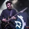 Roman Ibramkhalilov (OD Venus guitar) - Jinjer @ Trix - Antwerp/Amberes - Belgium/Bélgica