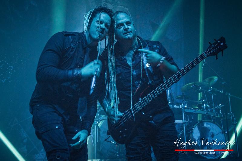 Tommy Karevik & Sean Tibbetts (Kamelot) @ 013 - Tilburg - The Netherlands/Holanda