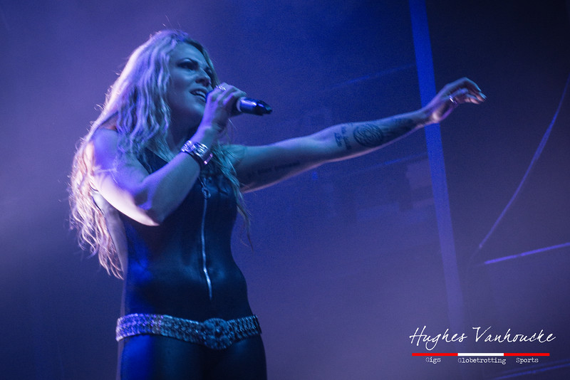 Kobra Paige (Kobra and the Lotus/Kamelot) @ 013 - Tilburg - The Netherlands/Holanda