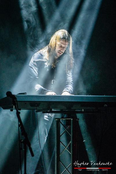 Oliver Palotai (Kamelot/Sons of Seasons) @ Trix - Antwerp/Amberes - Belgium/Bélgica