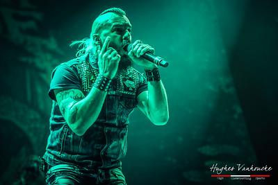 Killswitch Engage (USA) @ Hartwall Arena - Helsinki - Finland