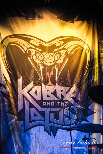 Kobra and the Lotus (CAN) @ 013 - Tilburg - Holanda/The Netherlands