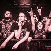 Audience - Kreator @ 013 - Tilbug - The Netherlands/Paises Bajos