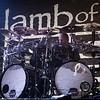 Chris Adler  (Lamb of God) @ De Zwerver - Leffinge - West-Vlaanderen - Belgium/Bélgica
