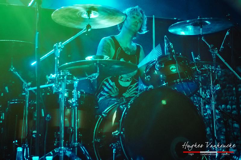 Zach Wood - Like A Storm @ Trix - Antwerp/Amberes - Belgium/Bélgica