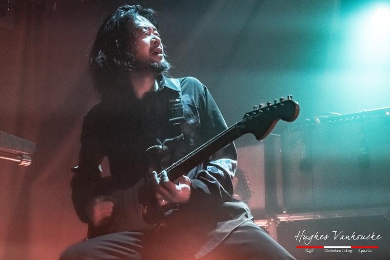"Hideki ""Yoda"" Suematsu - MONO @ Les Aralunaires - L'Entrepôt - Arlon - Belgium/Bélgica"