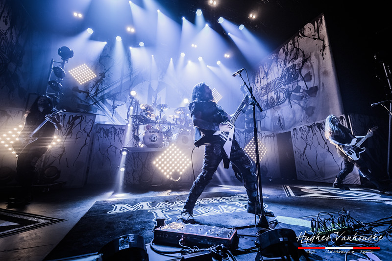 Machine Head @ Le 106 - Rouen - Normandy - France/Francia