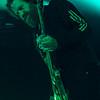 Brent Hinds - Mastodon - De Mast - Torhout - Belgium/Bélgica
