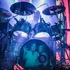 Brann Dailor - Mastodon @ Ancienne Belgique - Brussels/Bruselas - Belgium/Bélgica