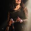 Lucie Blatrier (Melted Space) @ Biebob - Vosselaar - Belgium/Bélgica