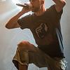 Jens Kidman (Meshuggah) @ Be Prog! My Friend Fest - Poble Espanyol - Barcelona
