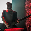 Dick Lövgren (Meshuggah) @ Be Prog! My Friend Fest - Poble Espanyol - Barcelona