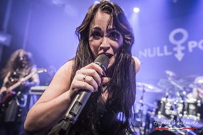 Midnight Eternal (USA) @ De Kreuk - Kortrijk/Cortrique - Belgium/Bélgica