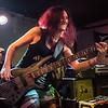 Fanny Oliveira (Monolyth) @ Trash Mercenaries Tour 2016 - De Verlichte Geest - Roeselare/Roulers - Belgium/Bélgica