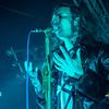 Fernando Ribeiro (Moonspell) @ Biebob - Vosselaar - Belgium/Bélgica