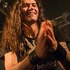 Pedro Paixão (Moonspell) @ Biebob - Vosselaar - Belgium/Bélgica