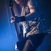 Aires Pereira (Moonspell) @ Biebob - Vosselaar - Belgium/Bélgica