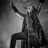 Fernando 'Langsuyar' Ribeiro (Moonspell) @ Epic Metal Fest - Klokgebouw - Eindhoven - The Netherlands/Holanda