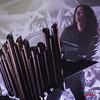 Pedro Paixao (Moonspell) @ Epic Metal Fest - Klokgebouw - Eindhoven - The Netherlands/Holanda