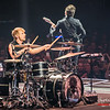 Dominic Howard (Muse) @ Paleis 12 - Brussels - Belgium/Bélgica
